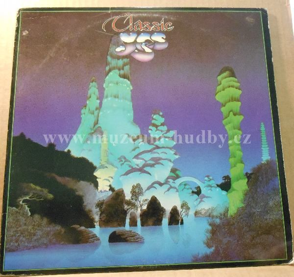 "Yes: Classic Yes - Vinyl(33"" LP)"