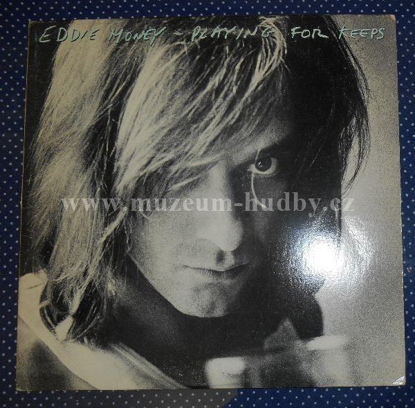 "Eddie Money: Playing For Keeps - Vinyl(33"" LP)"