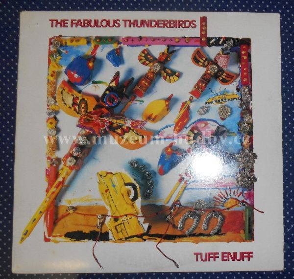 "Fabulous Thunderbirds: Tuff Enuff - Vinyl(33"" LP)"