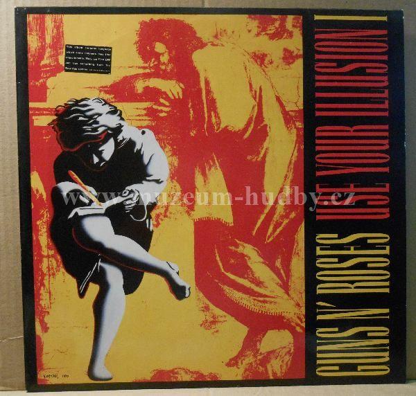 "Guns N' Roses: Use Your Illusion I +II - Vinyl(33"" LP)"