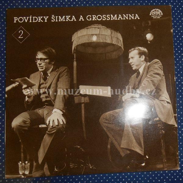 Miloslav Šimek - Povídky Šimka A Grossmanna