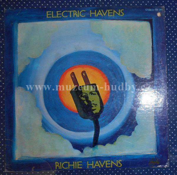 """Richie Havens: Electric Havens - Vinyl(33"""" LP)"""