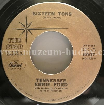 tennessee ernie ford sixteen tons mule train online vinyl shop. Cars Review. Best American Auto & Cars Review