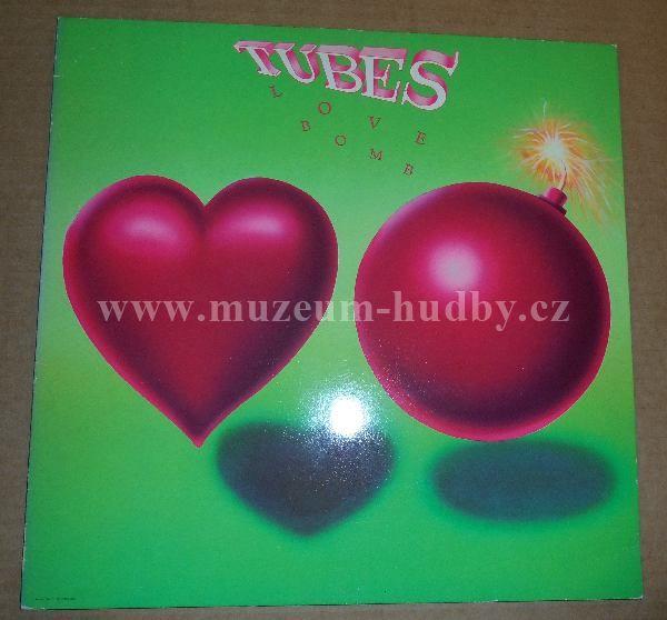 "Tubes: Love Bomb - Vinyl(33"" LP)"