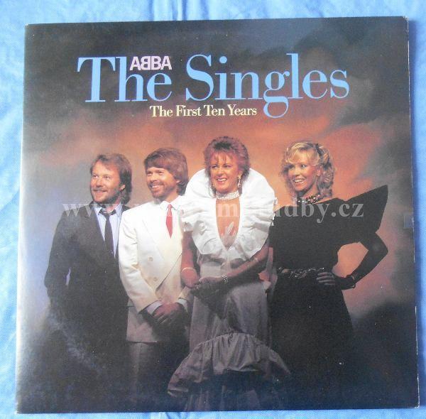 "ABBA: The Singles / The First Ten Years - Vinyl(33"" LP)"