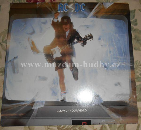 """AC / DC: Blow Up Your Video - Vinyl(33"""" LP)"""