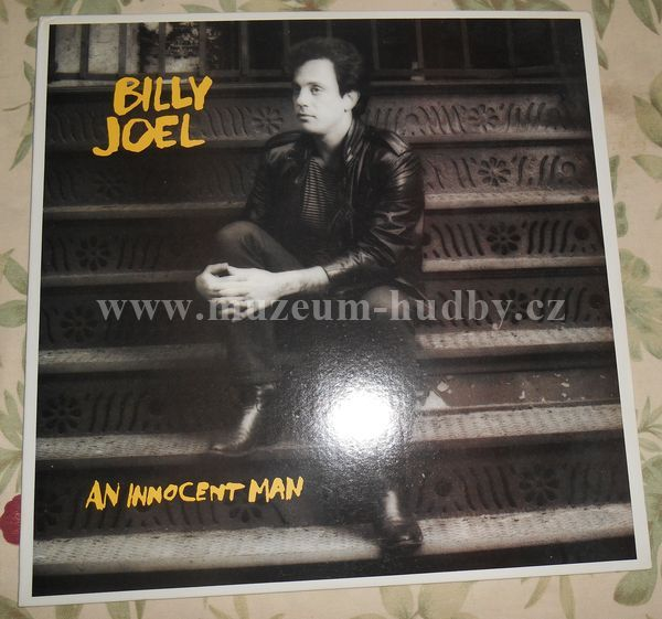 "Billy Joel: An Innocent Man - Vinyl(33"" LP)"
