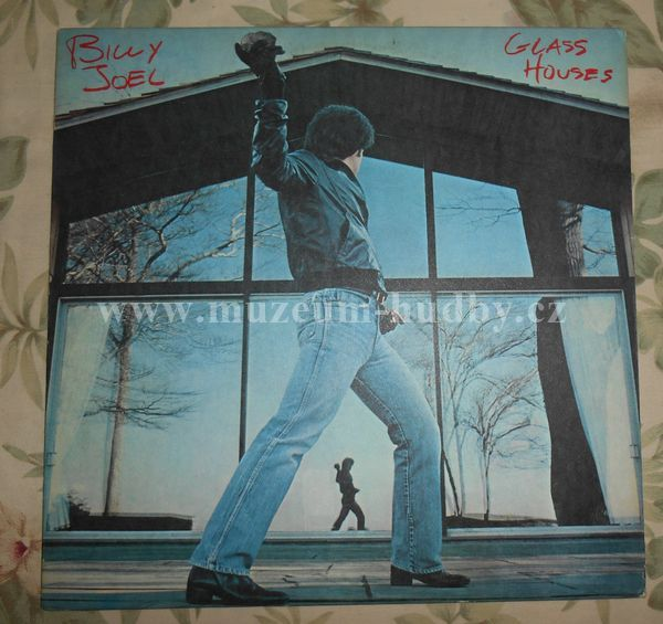 "Billy Joel: Glass Houses - Vinyl(33"" LP)"