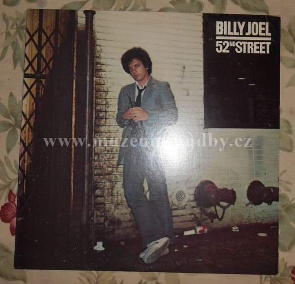 "Billy Joel: 52nd Street - Vinyl(33"" LP)"
