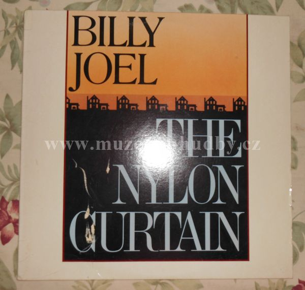 "Billy Joel: The Nylon Curtain - Vinyl(33"" LP)"