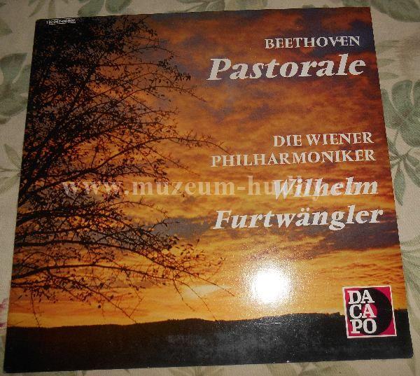 """Beethoven / Die Wiener Philharmoniker, Wilhelm Furtwängler: Pastorale - Vinyl(33"""" LP)"""
