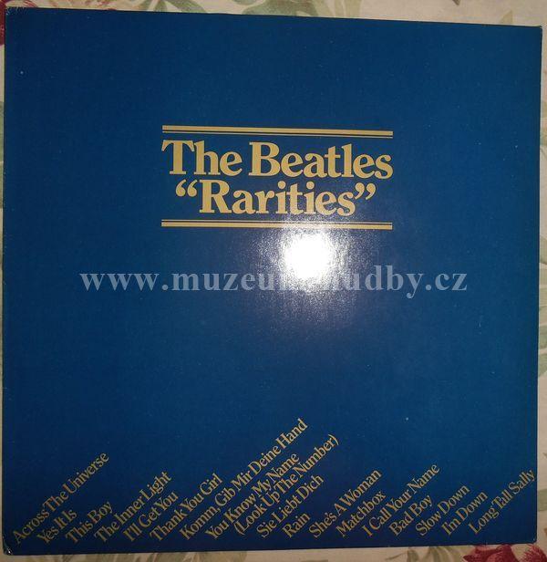 "Beatles: Rarities - Vinyl(33"" LP)"