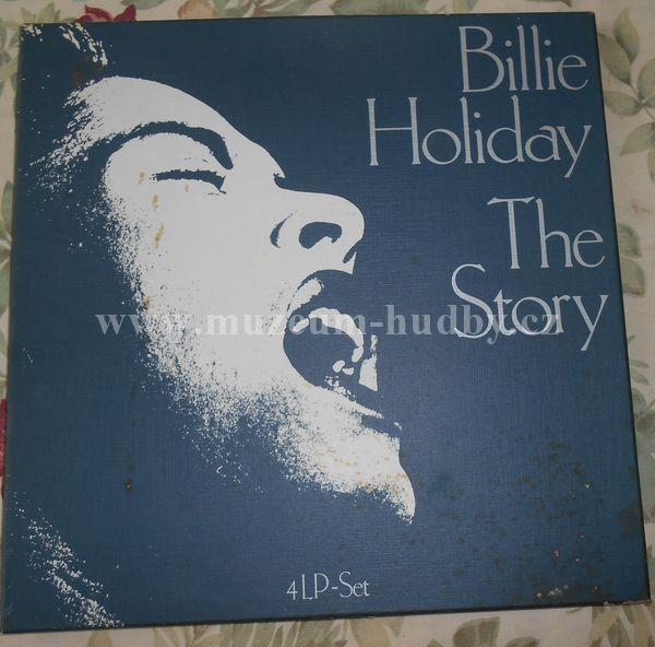 "Billie Holiday: The Story - Vinyl(33"" LP)"