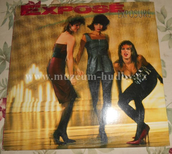 "Exposé: Exposure - Vinyl(33"" LP)"