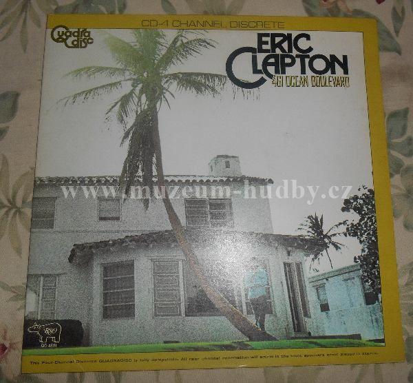 "Eric Clapton: 461 Ocean Boulevard - Vinyl(33"" LP)"
