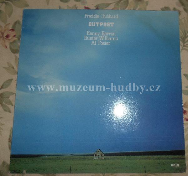 """Freddie Hubbard: Outpost - Vinyl(33"""" LP)"""