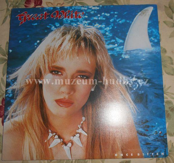 "Great White: Once Bitten - Vinyl(33"" LP)"