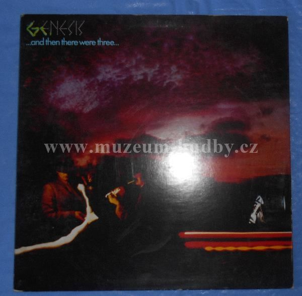 """Genesis: And Then There Were Three - Vinyl(33"""" LP)"""