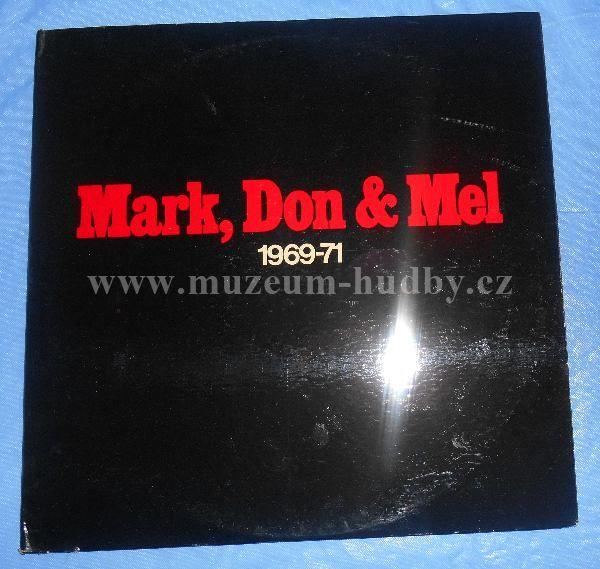 """Grand Funk Railroad: Mark, Don & Mel 1969-71 - Vinyl(33"""" LP)"""