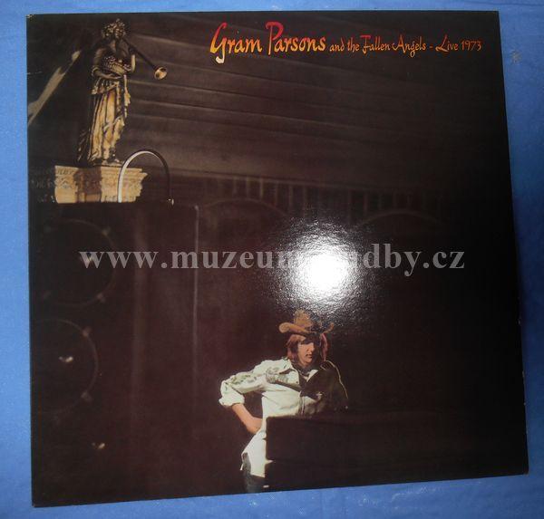 """Gram Parsons & The Fallen Angels: Live 1973 - Vinyl(33"""" LP)"""