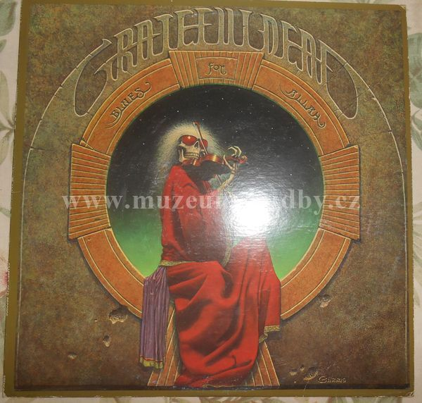 "Grateful Dead: Blues For Allah - Vinyl(33"" LP)"