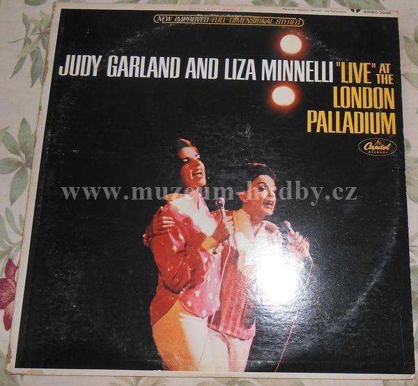 "Judy Garland and Liza Minnelli: Live At The London Palladium - Vinyl(33"" LP)"