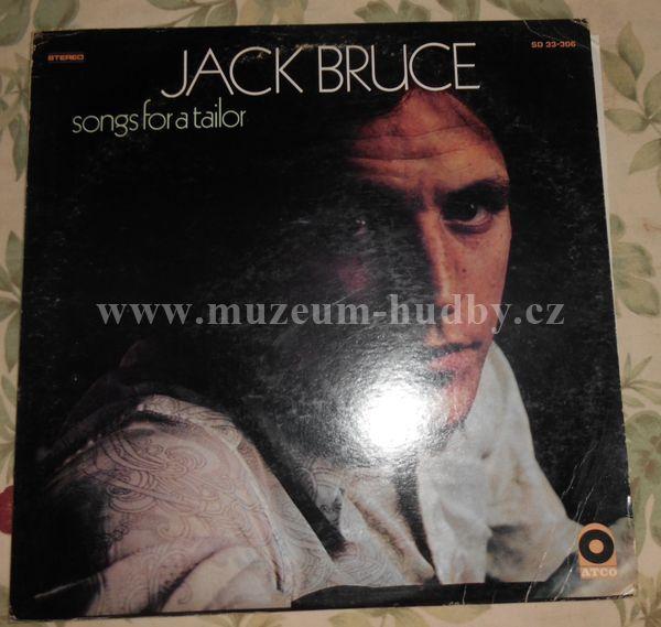 "Jack Bruce: Songs For A Tailor - Vinyl(33"" LP)"