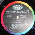 Judy Garland and Liza Minnelli-Live At The London Palladium