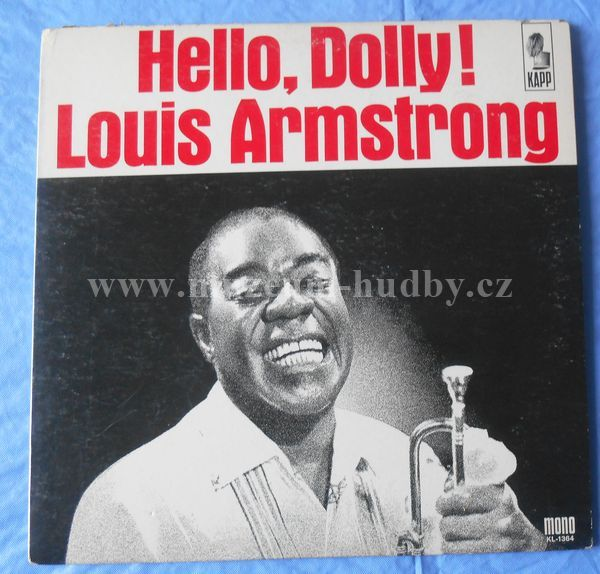 Louis Armstrong And The All Stars Hello Dolly Online Vinyl Shop Gramofonov Desky