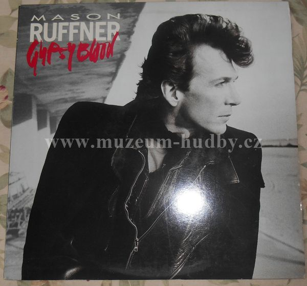 "Mason Ruffner: Gypsy Blood - Vinyl(33"" LP)"