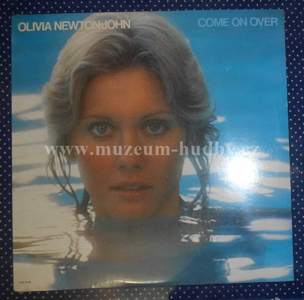 "Olivia Newton-John [Beatles]: Come On Over - Vinyl(33"" LP)"