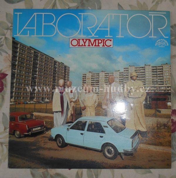 "Olympic: Laboratoř - Vinyl(33"" LP)"