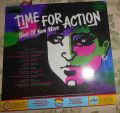 Ramones / Blondie / The Motors / Herman Brood / Lena Lowich / Elvis Costello / Secrat Affair-TIME FOR ACTION - BEST OF NEW WAVE
