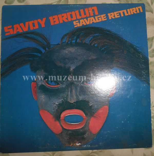 "Savoy Brown: Savage Return - Vinyl(33"" LP)"