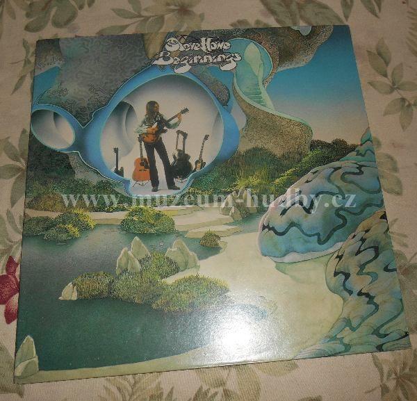 """Steve Howe: Beginnings - Vinyl(33"""" LP)"""
