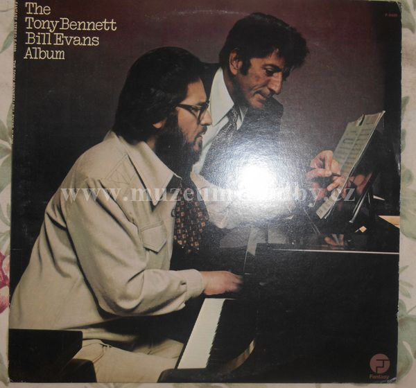 Tony Bennett Bill Evans The Tony Bennett Bill Evans