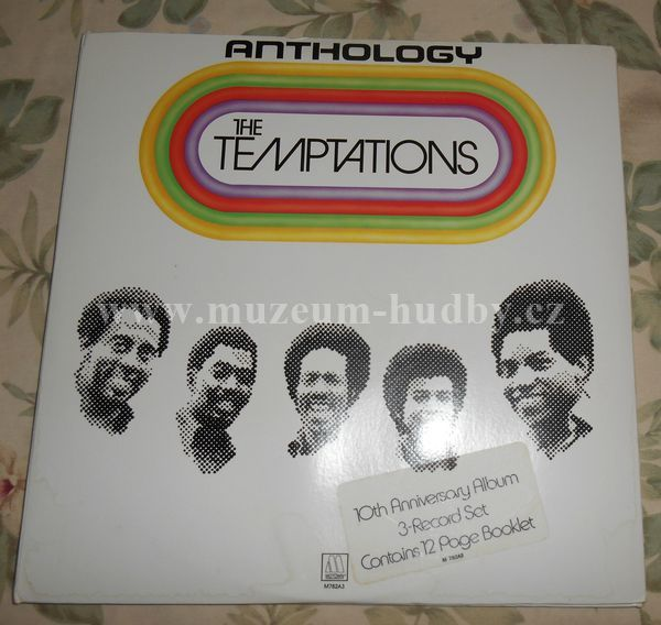 "Temptations: Anthology - Vinyl(33"" LP)"