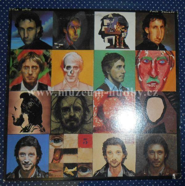 """Who: Face Dances - Vinyl(33"""" LP)"""