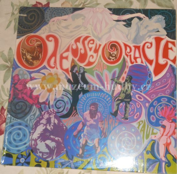 """Zombies: Odessey And Oracle - Vinyl(33"""" LP)"""