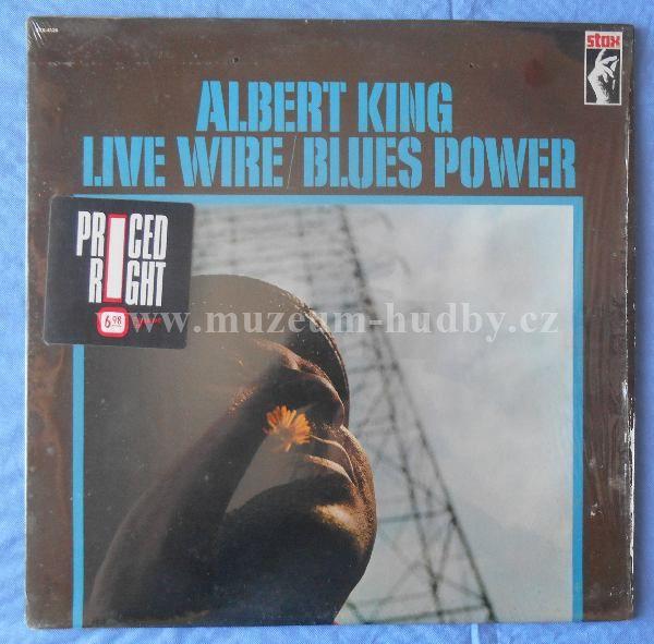 Albert King Live Wire Blues Power Online Vinyl Shop