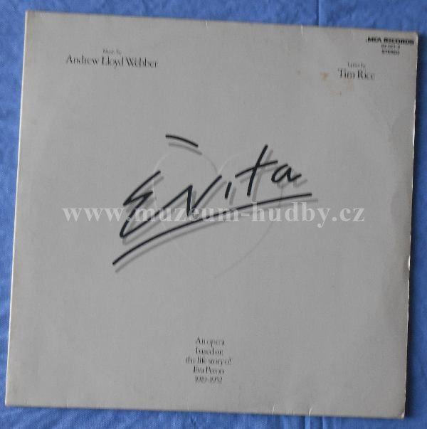 "Andrew Lloyd Webber, Tim Rice: Evita - Vinyl(33"" LP)"