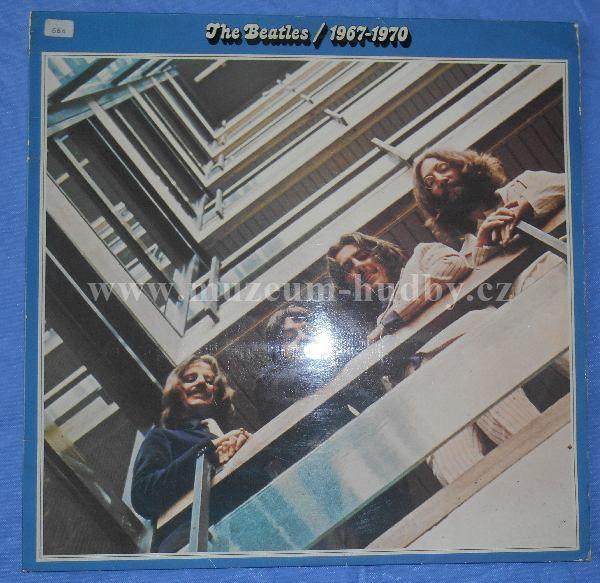 "Beatles: Beatles 1967-1970 - Vinyl(33"" LP)"