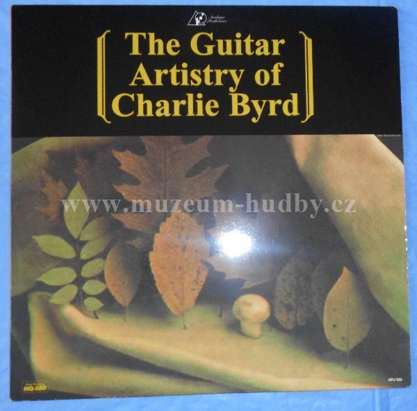 """Charlie Byrd: The Guitar Artistry Of Charlie Byrd - Vinyl(33"""" LP)"""