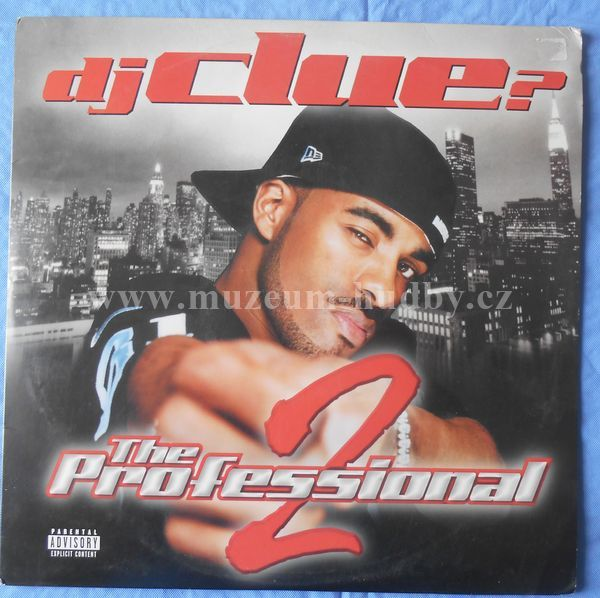 "DJ Clue?: The Professional 2 - Vinyl(33"" LP)"