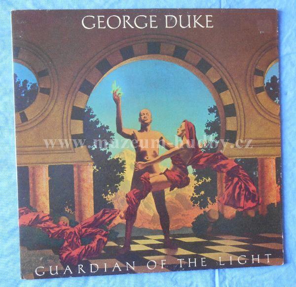 "George Duke: Guardian Of The Light - Vinyl(33"" LP)"