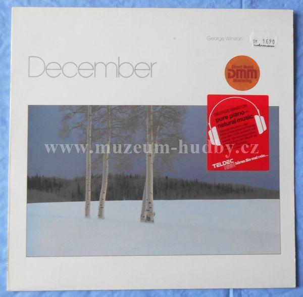 "George Winston: December - Vinyl(33"" LP)"