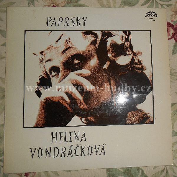 """Helena Vondráčková: Paprsky - Vinyl(33"""" LP)"""
