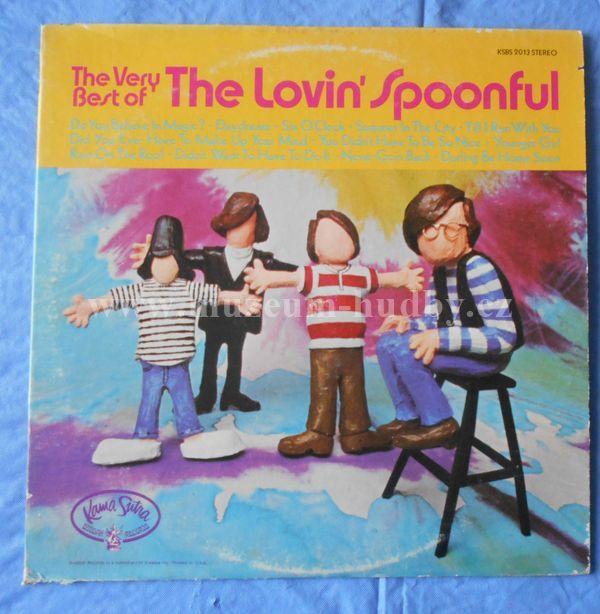 "Lovin' Spoonful: The Very Best Of The Lovin' Spoonful - Vinyl(33"" LP)"