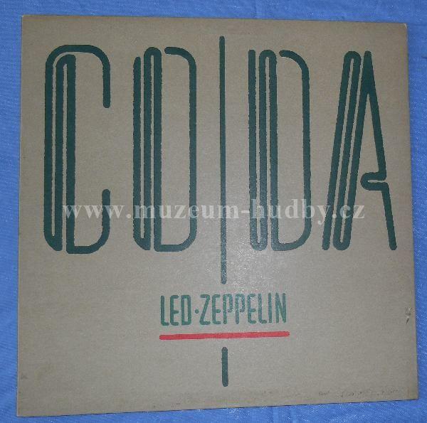 "Led Zeppelin: Coda - Vinyl(33"" LP)"
