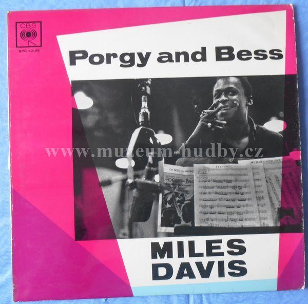 "Miles Davis: Porgy And Bess - Vinyl(33"" LP)"